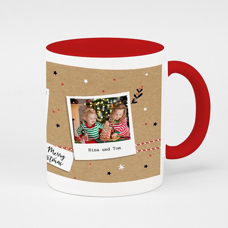 Zweifarbtasse - Christmas Tea 52570 thumb