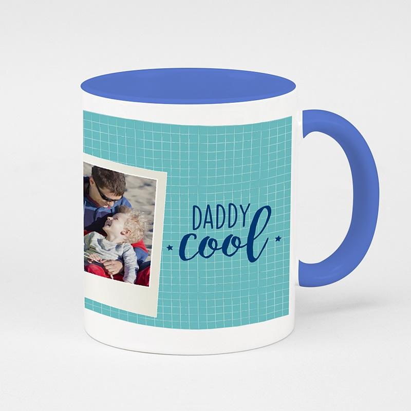 Zweifarbtasse Coolest Dad