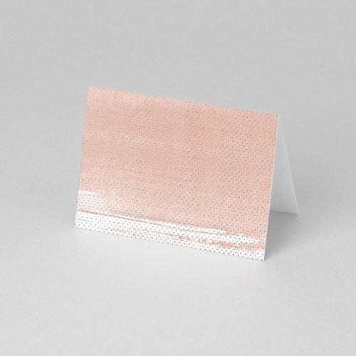 Tischkarten Hochzeit - Rose Chic & Holz 52698 preview