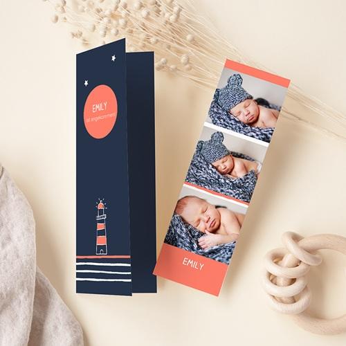 Babykarten für Jungen - Lichtsignal 52703