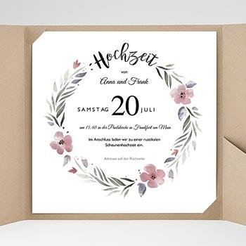 Hochzeitskarten Im Pocketfold Design Carteland De