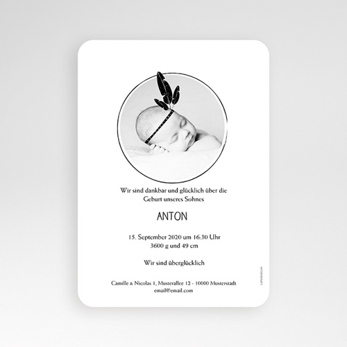 Babykarten für Jungen - King Boy 53013 test