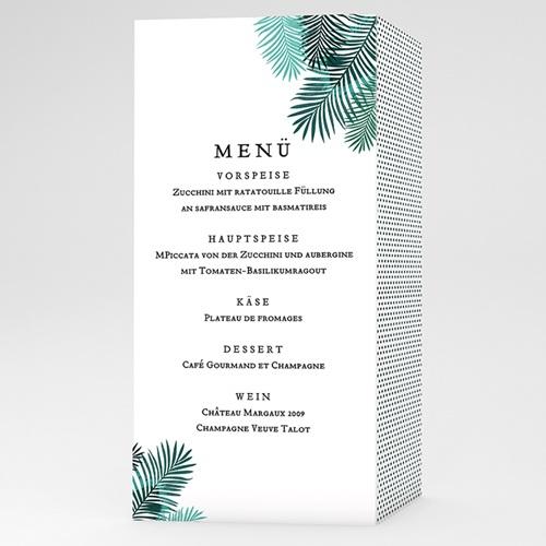 Menükarten Hochzeit - Natural Chic 53030 test