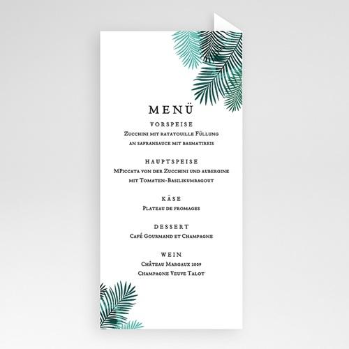 Menükarten Hochzeit - Natural Chic 53031 test
