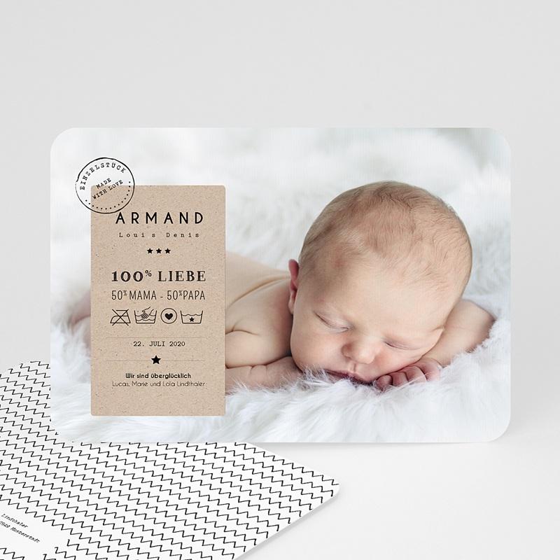 Geburtskarten für Jungen Handgemacht