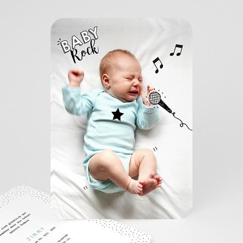 Originelle Geburtskarten  - Rockstar 53084