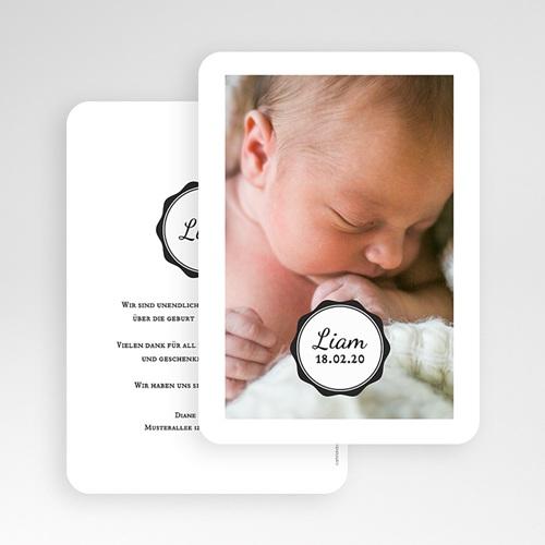 Babykarten für Jungen - Vintage Look 53120 preview