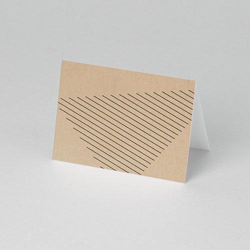 Tischkarten Hochzeit - Wedding Geometrik 53206 preview