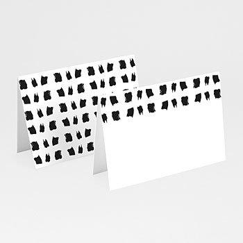 Tischkarten Hochzeit - Art Wedding - 0