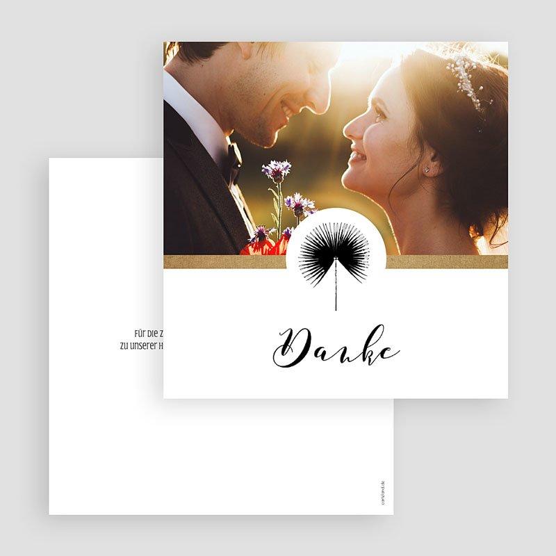 Alle Dankeskarten Hochzeit Love is Life gratuit
