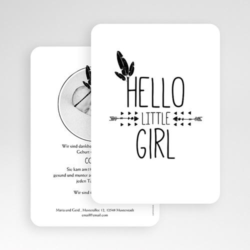 Geburtskarten für Mädchen - Little Girl 53548 preview