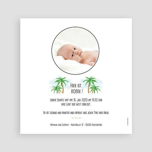 Geburtskarten für Jungen - Robin 53627 test