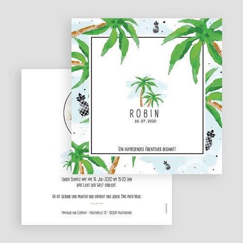 Geburtskarten für Jungen - Robin 53628 test