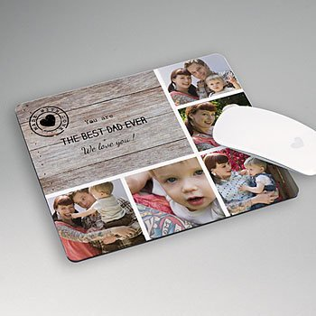 Foto-Mousepad - Papa d'Amour - 0
