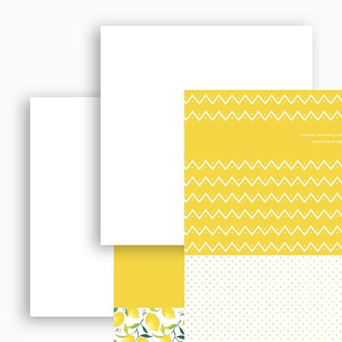 Kreative Hochzeitskarten - Lemon Wedding 53755 preview