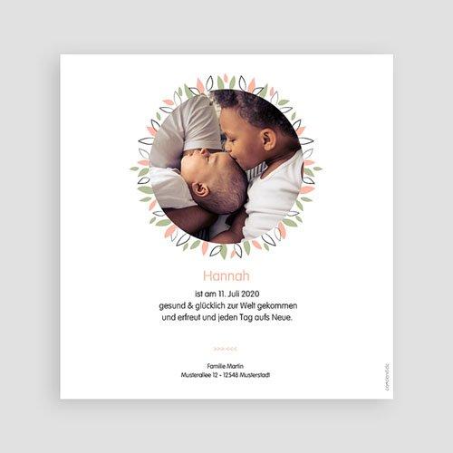 Geburtskarten für Mädchen Koala Baby pas cher