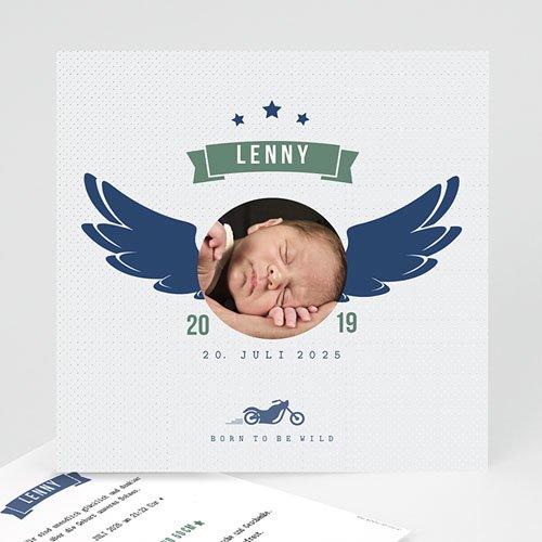 Babykarten für Jungen - Motorrad 53965