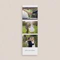 Danksagungskarten Hochzeit  Blütenpracht gratuit