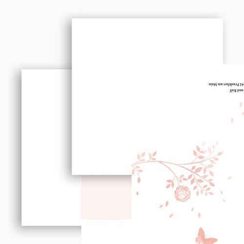 Hochzeitseinladungen Schmetterlinge gratuit