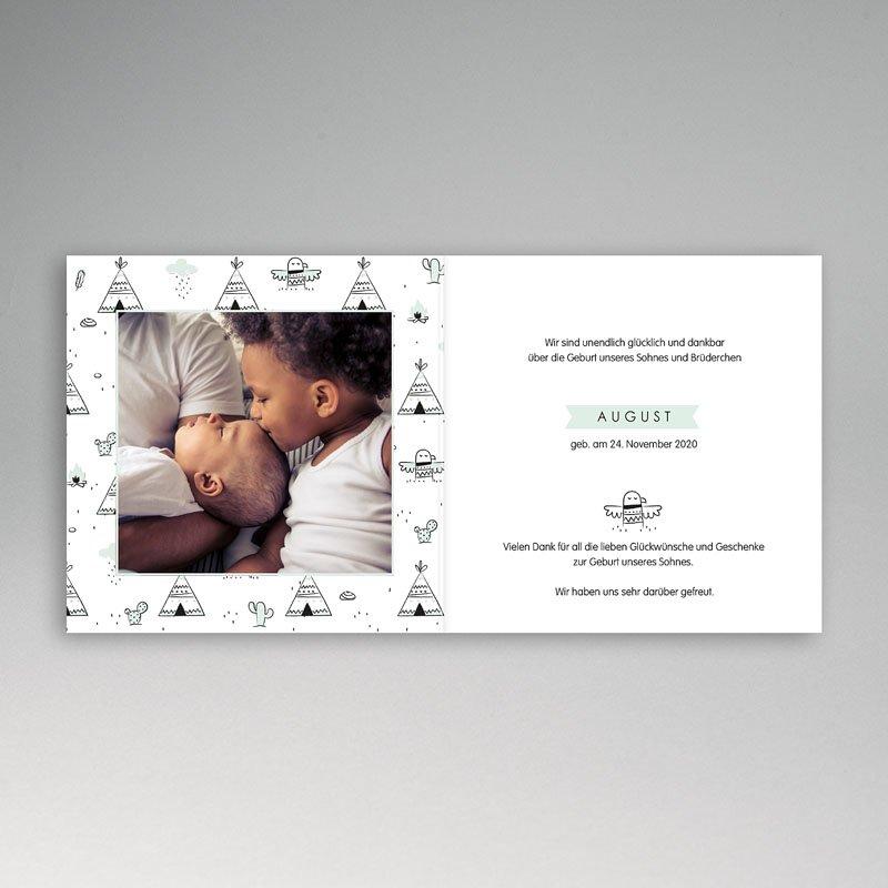 Geburtskarten für Jungen Nagawika pas cher