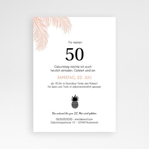 Runde Geburtstage - Unter den Palmen 54144 test