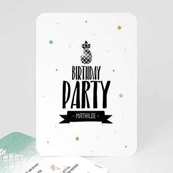Runde Geburtstage - Kleine Punkte - 0