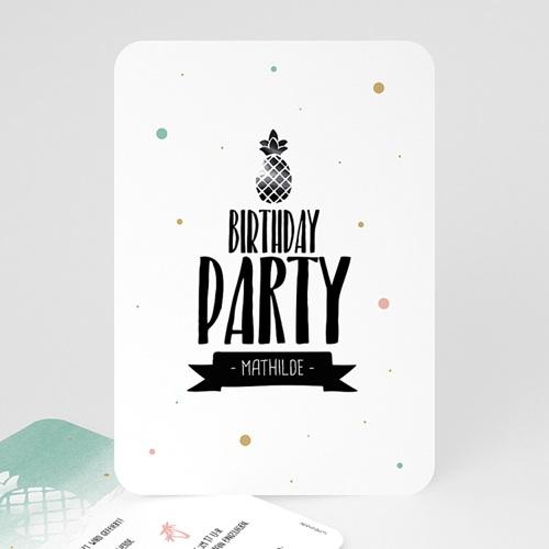 Runde Geburtstage - Kleine Punkte 54161