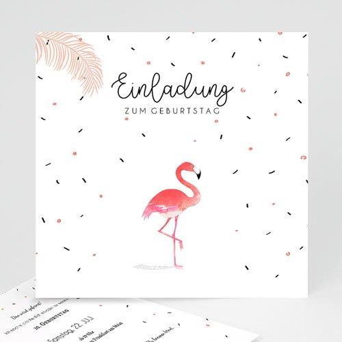 Erwachsener Einladungskarten Geburtstag Wasservogel