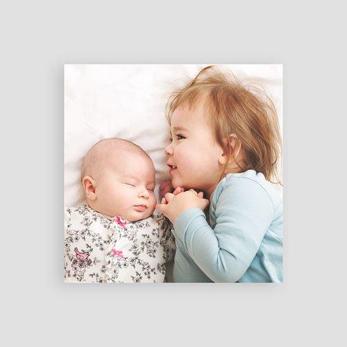 Dankeskarten Geburt Mädchen - Pinguin rosa 54357 test