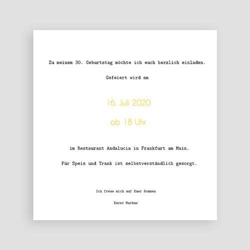 Runde Geburtstage - Bierkrug 54392 preview