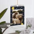 Wandkalender 2019 - Blau Gelb 54506 thumb