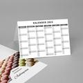 Taschenkalender Konditorei pas cher