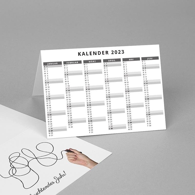 Taschenkalender Glühbirne pas cher