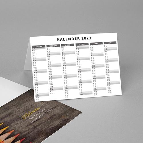 Taschenkalender Buntstifte pas cher