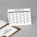 Taschenkalender Holz und Wasser pas cher
