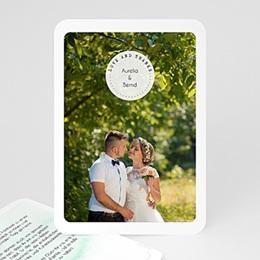 Danksagungskarten Hochzeit Thanks
