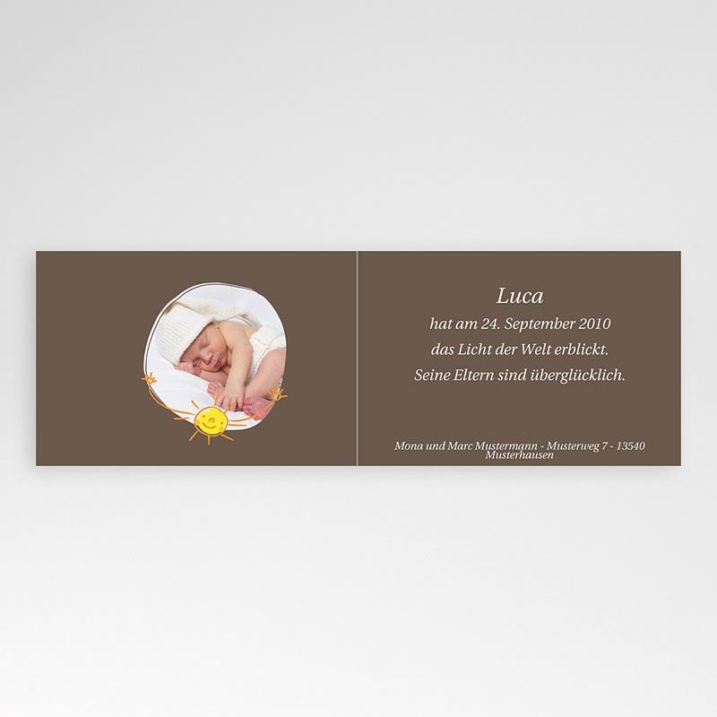 Geburtskarten für Mädchen Bärchen pas cher