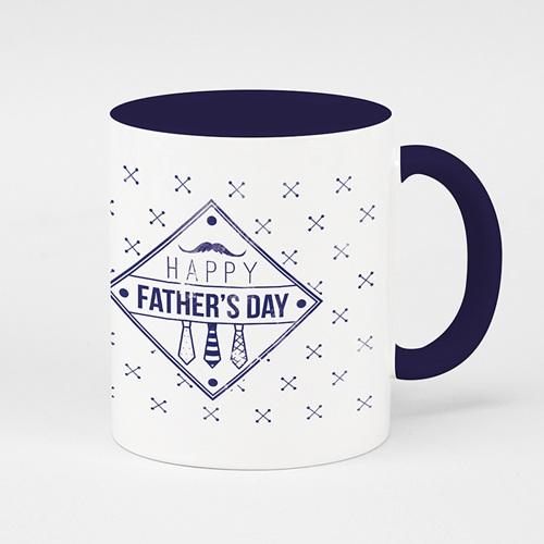 Fototasse zum  Vatertag - Papa Vintage 54838 test