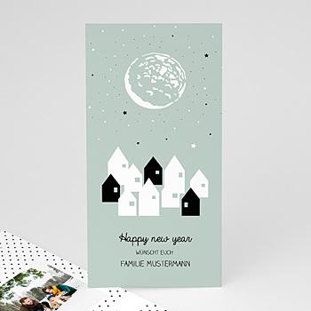 Weihnachtskarten - Sternenstadt - 0
