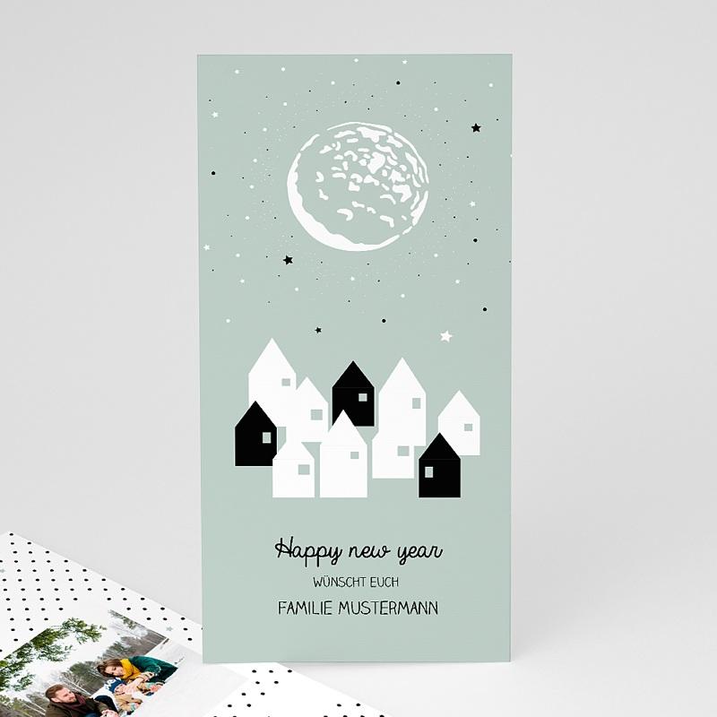 Weihnachtskarten Sternenstadt