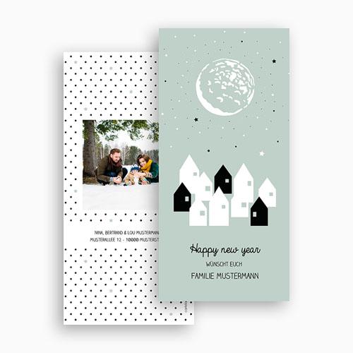 Weihnachtskarten - Sternenstadt 54849 preview