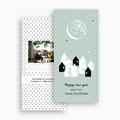 Weihnachtskarten - Sternenstadt 54849 test