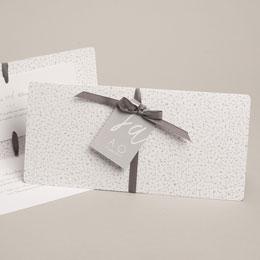 Klassische Hochzeitskarten  Reduziert