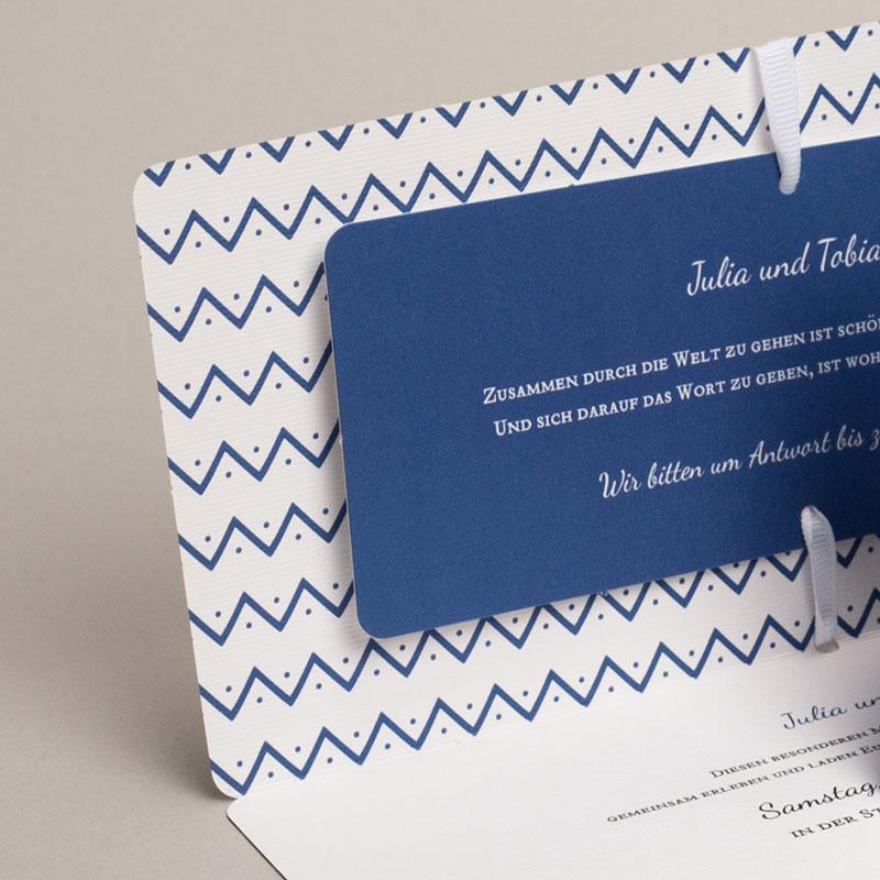 Klassische Hochzeitskarten  Turteltauben gratuit