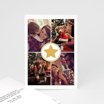 Weihnachtskarten - Im Kreise der Familie - 0