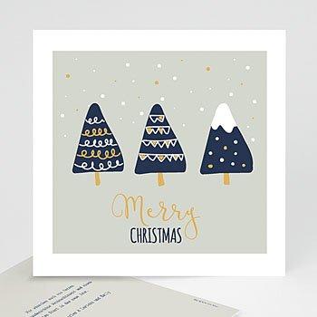 Weihnachtskarten - Tannebaum - 0