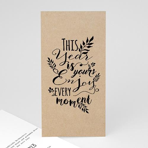 Weihnachtskarten - Kalligraphie 55219