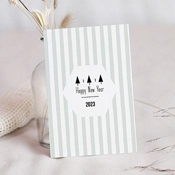 Weihnachtskarten - Winterlandschaft - 0