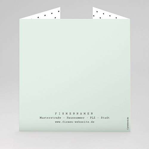 Weihnachtskarten - Geometrie 55266 test