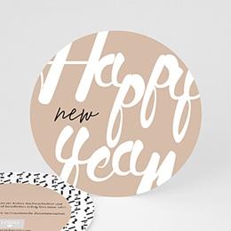 Happy Year - 0